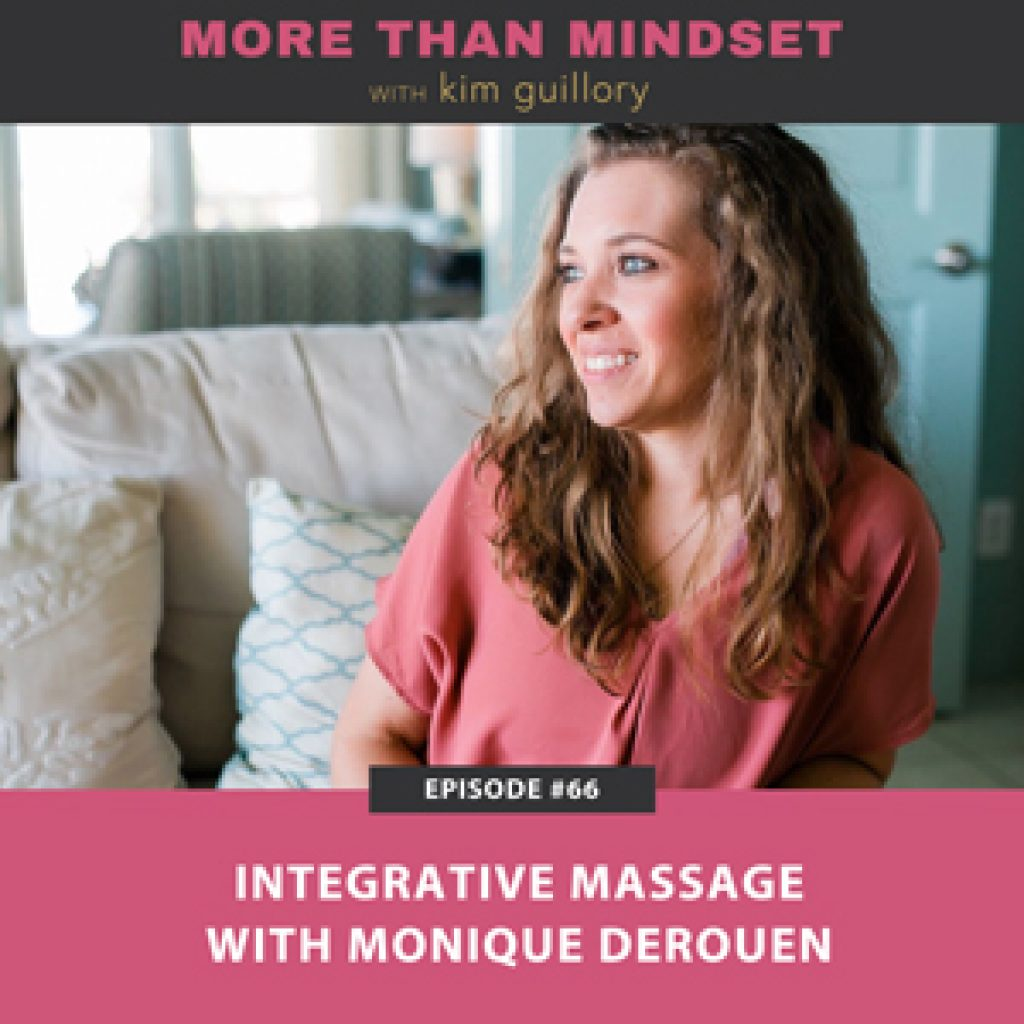 Integrative Massage with Monique Derouen