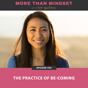 The Practice of Be-Coming